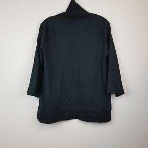 Banana Republic Sweaters - Banana republic black open front cardigan